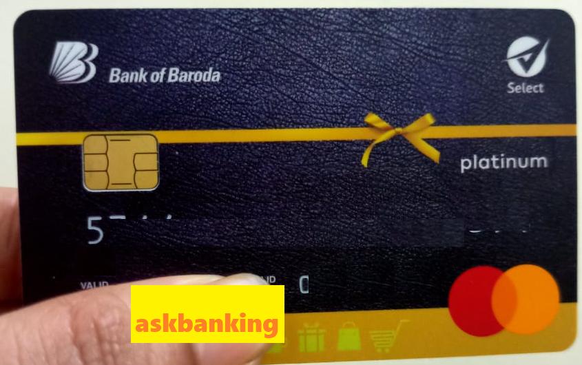 BoB Select Credit Card