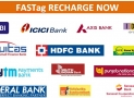 FASTag Online Recharge Guide